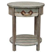 Nantucket Wood End Table I