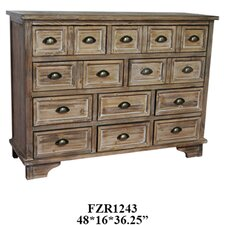 Henderson 10 Drawer Chest