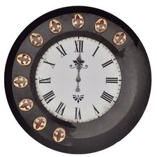 "Time Stands Still 33"" Wall Clock"