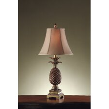 """Palm Coast 29"""" H Table Lamp with Bell Shade"""