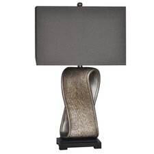 "Vita 30.5"" H Table Lamp with Rectangular Shade"