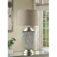 "Casablanca 34.5"" H Table Lamp with Empire Shade"