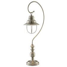 "Somerset 30"" H Table Lamp with Dome Shade"