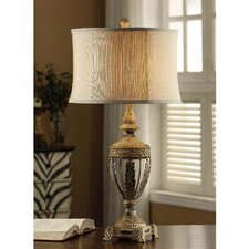 "Classics 31.5"" H Table Lamp with Oval Shade"