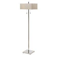 "Orlo Twin Light 57.5"" Floor Lamp"