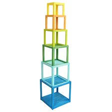 "Columbia Stackable 70.25"" Cube Unit"