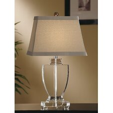 "Alma 28"" H Table Lamp with Empire Shade"