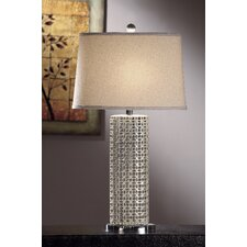 """Maura 32"""" H Table Lamp with Empire Shade"""