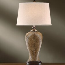 "Wheaton 32"" H Table Lamp with Empire Shade"