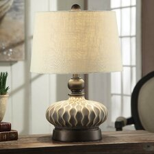 "Providence 21"" H Table Lamp with Empire Shade"