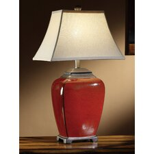 "Raina 28"" H Table Lamp with Empire Shade"