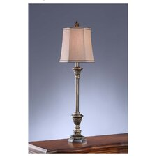Shelby 1 Light Buffet Table Lamp