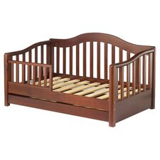 Grande Convertible Toddler Bed With Storage