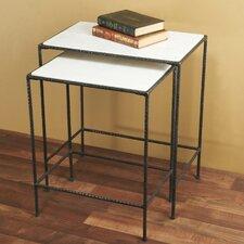 Newton 2 Piece Nesting Tables