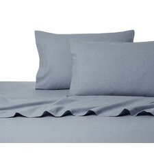 Heather Flannel Sheet Set