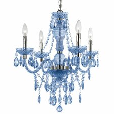 Tropez 4 Light Mini Chandelier