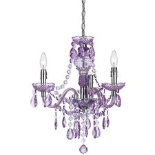 Fulton 3 Light Mini Chandelier