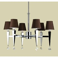Margo 6 Light Chandelier