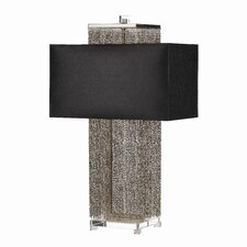 "Candice Olson Casby 28.5"" H Table Lamp with Rectangular Shade"