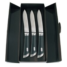 3-tlg. Steakmesserset Special Knife