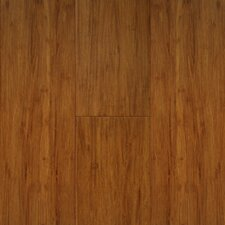 "5-5/8"" Engineered Bamboo Hardwood Flooring in Spice"