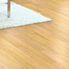 "3-3/4"" Engineered Bamboo Hardwood Flooring in Natural"