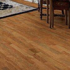 """11-5/8"""" Engineered Cork Hardwood Flooring in Pedras"""
