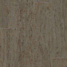 """Almada 4-1/8"""" Engineered Cork Hardwood Flooring in Tira Cinza"""