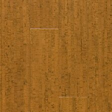 "Almada 4-1/8"" Engineered Cork Hardwood Flooring in Marcas Cobre"