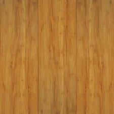 "5-5/8"" Engineered Bamboo Hardwood Flooring in Natural"