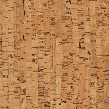 "12"" Cork Hardwood Flooring in Edipo Matte"