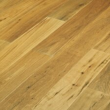 "Navarre 7-1/2"" Engineered Oak Flooring in Bergerac"
