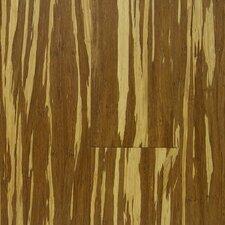 """3-3/4"""" Engineered Bamboo Hardwood Flooring in Tiger"""