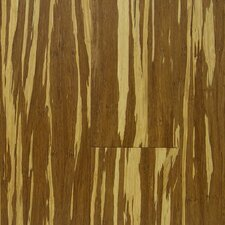"3-3/4"" Engineered Bamboo Hardwood Flooring in Tiger"