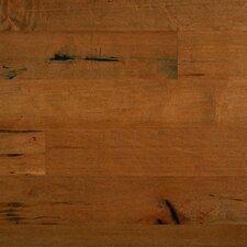 """Silverton 5"""" Solid Maple Hardwood Flooring in Sundown"""