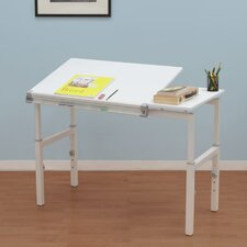 Graphix Workstation Drafting Table with Pencil Tray