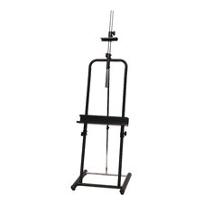 Marker Tray Adjustable Flipchart Easel
