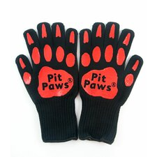 Pit Paws™ BBQ Gloves