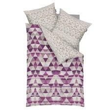 Bettwäsche-Set Allan aus Baumwolle