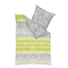 Bettwäsche-Set Static aus Baumwolle