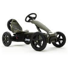Adventure Pedal Go Kart