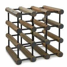 Storage 12 Bottle Tabletop Wine Rack