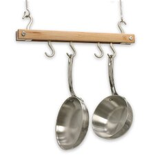 Bar Hanging Pot Rack