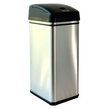 13 Gal. Deodorizer Automatic Touchless Trash Can