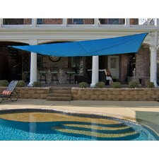 King Canopy 16ft x 16ft. Quadrilateral Shade Sail