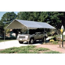 Complete King 10.5 Ft. W x 20 Ft. D Canopy