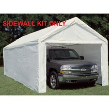 10ft. H x 27ft. D Canopy Sidewall Kit