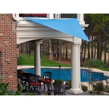 King Canopy 16ft. x 16ft. Triangle Shade Sail