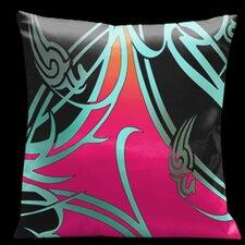 Butterflies and Beauty Throw Pillow