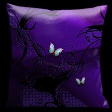 Chocolate Royale Throw Pillow